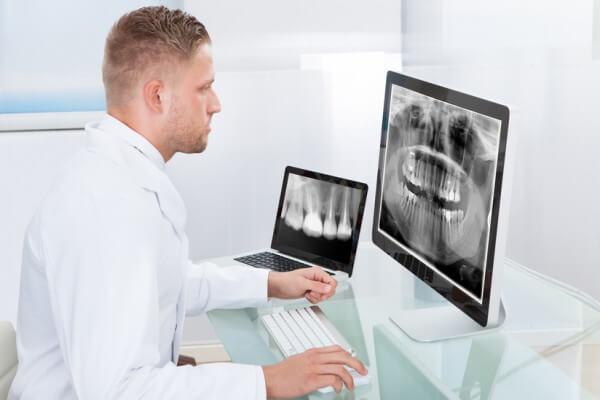 Radiovisiografia Dental